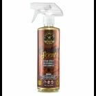 Ароматизатор Chemical Guys Аромат новой кожи Leather Scent Premium Air Freshener & Odor Eliminator 473 мл.
