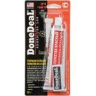 Термостойкий герметик DoneDeal - формирователь прокладок силиконовый (красный) 85 г.
