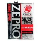 Idemitsu Zepro Euro Spec SN/CF 5W-40 4л.