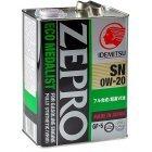 Idemitsu Zepro Eco Medalist 0W-20 4л.