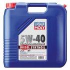 Моторна олива Liqui Moly Diesel Synthoil 5W-40 20л.