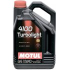 Motul 4100 Turbolight 10W-40 5л.