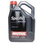 Моторна олива Motul Specific 504 00/507 00 5W-30 5л.