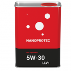 Моторное масло Nanoprotec 5W-30 LLV1 Full Synthetic 1л.