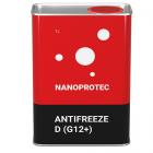 Антифриз Nanoprotec Antifreeze D (G12+)  1л.