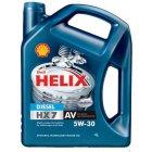 Shell Helix Diesel HX7 AV 5W-30 4л.