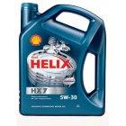 Shell Helix HX7 5W-30 4л.