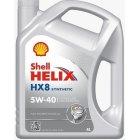 Моторна олива Shell Helix HX8 5W-40 4л.