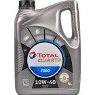 Моторна олива Total Quartz 7000 10W-40 4л.