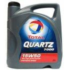 Моторна олива Total Quartz 7000 15W-50 4л.