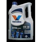 Моторное масло Valvoline Synpower MST 5W-30 5л.