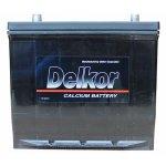 Аккумулятор Delkor 75D23L 65Aч R азия
