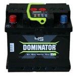 Аккумулятор Dominator 45A/ч клемма «+» слева