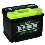 Аккумулятор Dominator 60A/ч клемма «+» слева