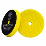 №1 степени жесткости, желтый пенополиуретановый полировальный круг Chemical Guys quantum 13,97см.