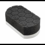 Мягкий аппликатор Chemical Guys Easy Grip Applicator Pad Hex-Logic белого цвета