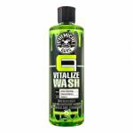 Специализированый шампунь Chemical Guys Carbon Flex Vitalize Wash для авто покрытых раздичными составами 473 мл.