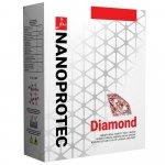 Кварцевое защитное покрытие автомобиля Nanoprotec Diamond