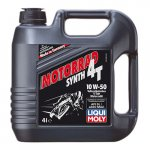 Liqui Moly Racing Synth 4T 10W-50 HD 4 л.