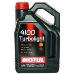 Motul 4100 Turbolight 10W-40 4л.