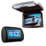 Автомобильные мониторы (5)