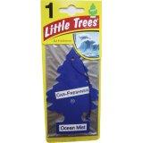 """Ароматизатор повітря Little Trees """"Океанська свіжість"""""""