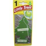 "Ароматизатор воздуха Little Trees ""Зеленое яблоко"""