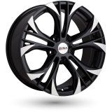 DISLA Assassin R18 W8 PCD5x112 ET40 DIA66,6 BLACK Diamond
