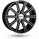 DISLA Mirage R16 W7 PCD5x112 ET38 DIA66,6 BLACK Diamond