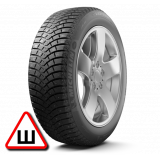 Зимние шины Michelin Latitude X-Ice North2 235/55 R19 105 T XL(шип)