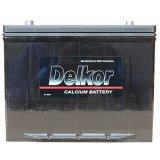 Аккумулятор Delkor 105D31L 90Aч R азия