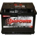Аккумулятор UniPower 60A/ч