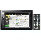 Shuttle SDUN-6950 Black/Multicolor с встроенным GPS и картой Навител