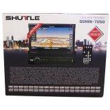 Shuttle SDMN-7050 с GPS и лицензионной картой Navitel