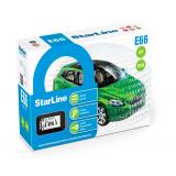 Автосигналізація StarLine E66 BT 2CAN + 2LIN eco