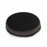 Мікрофіброва чорний коло для фінішної поліровки Chemical Guys Black Optics Microfiber Black Polishing Pads 11,43см.