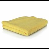 Універсальне ультратонкі рушник Chemical Guys жовтого кольору для екстер'єру / інтерьра 38х38см.