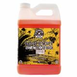 Быстродействующий и сверхмощный шампунь Chemical Guys для авто, очищающий смолы и следы от насекомых Bug & Tar Remover 3,78 л.
