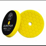 №1 степени жесткости, желтый пенополиуретановый полировальный круг Chemical Guys quantum 16,51см.