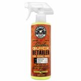 Очиститель и кондиционер для кожи Chemical Guys с витамином Е Leather Quick Detailer matte finish 473 мл.