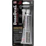 Термостойкий герметик DoneDeal — формирователь прокладок силиконовый OEM (серый) 85 г.