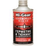 Герметик и тюнинг для гидроусилителя руля с ER Hi-Gear 295 мл.