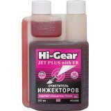 Очиститель инжекторов и системы питания бензиновых двигателей с ER Hi-Gear 237 мл.