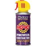 Очиститель контактов HG40, аэрозоль Hi-Gear 185 мл.