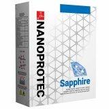 Кварцевое защитное покрытие автомобиля Nanoprotec Sapphire