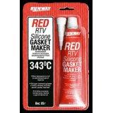 Силиконовый герметик красного цвета Runway 85 г