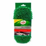 Губка из микрофибры для мытья и полировки автомобиля Turtle Wax 10х24см