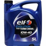 Elf Evolution 700 Turbo Diesel 10W-40 5л.