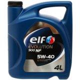 Моторное масло Elf Evolution 900 NF 5W-40 4л.