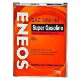 Моторна олива Eneos Super Gasoline SL 10W-40 4л.